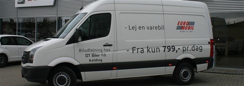 lej en varebil